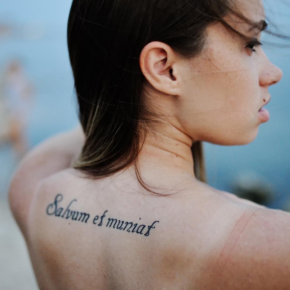 Ere van ouders tattoo ter Tattoo ideeën